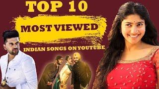 Top 10 Most viewed Indian Songs | Simbly Chumma