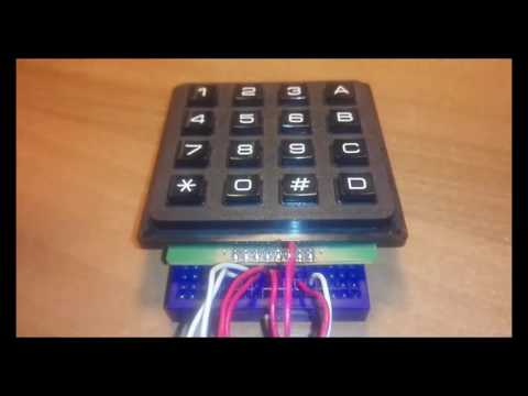 Arduino - Keypad 4x4 [ITA]