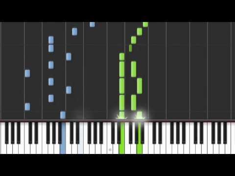 Fall Out Boy - Novocaine - Piano Tutorial