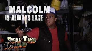 Download Malcolm Ray Is Always Late - Real-Time Fandub #33 - Gravity Falls Little Gift Shop of Horrors Video