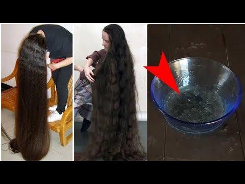 बालों को दोबारा उगाये व बालों का झड़ना रोके- 3 बार लगाए - Best Hair Solution at Home