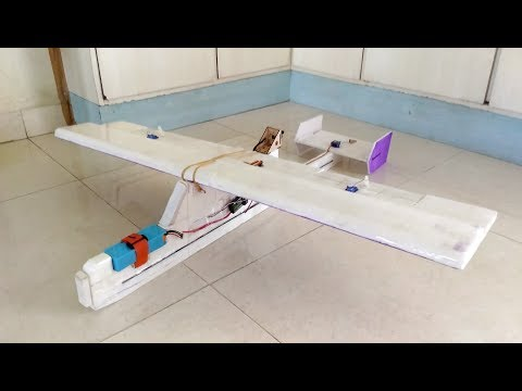 RC Plane Scratch Build using KFM Airfoils with Maiden Flight