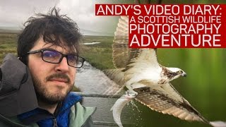 How I battled the elements to capture Scotland