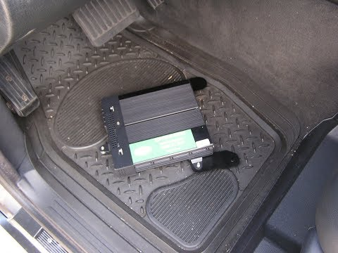 Range Rover Amplifier, CD Changer, Sub Removal and more