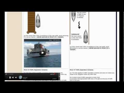 Uscg Captains License Online school OUPV license charter boat captains license