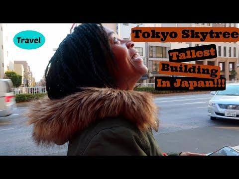 Visiting the Tokyo Skytree