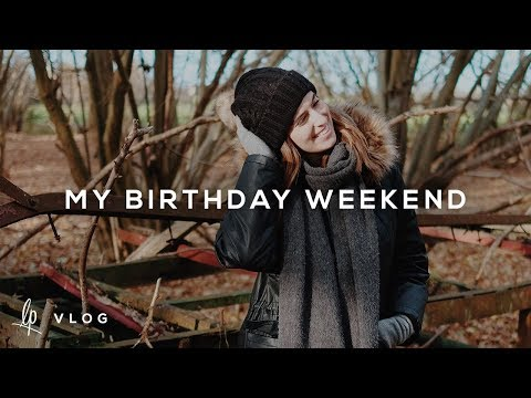 MY 30TH BIRTHDAY WEEKEND | Lily Pebbles