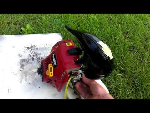Modified Homelite 25cc trimmer / whipper snipper 1