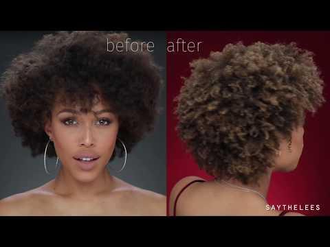 How to Bleach / Lighten Hair | Jaleesa Moses