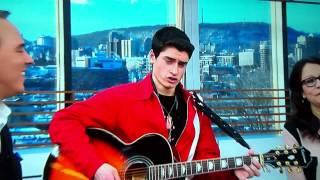 David Thibault - Elvis - Are you lonesome tonight?