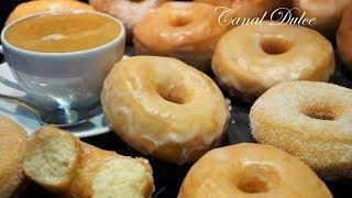 Donuts Perfectos Receta FÁcil