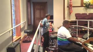 Pastor Bertrand Bailey JR Of st Louis ( Another blessing) 1