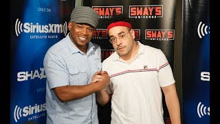 Rob Markman Freestyles on Sway in the Morning