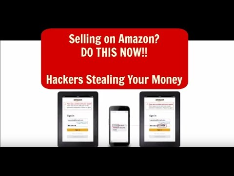 Selling on Amazon? DO THIS: Protect Your Bank Account \ Free Ebook Start Your Biz for $500