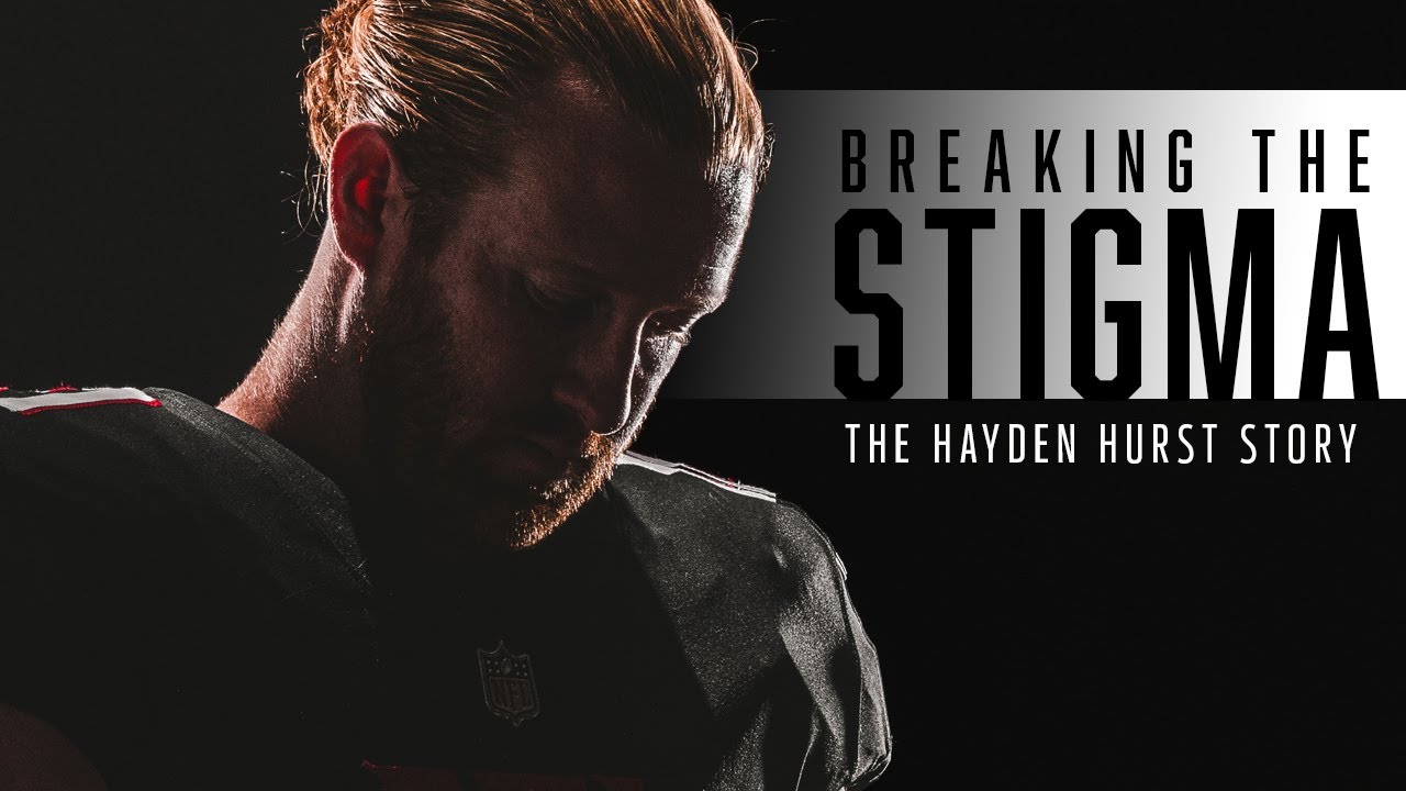 Hayden Hurst's Second Chance in Life | Breaking the Stigma Around Mental Health