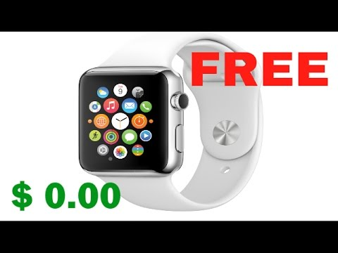 ➽How to Get a Free Apple Watch Series 2 | NEW! Apple watch series 3