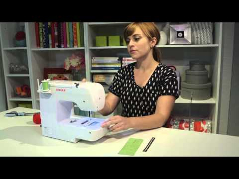 SINGER® 1234 Sewing Machine - Buttonholes
