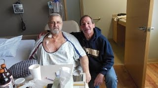 Obamacare Hater Now Loves Obamacare After It Saves His Life