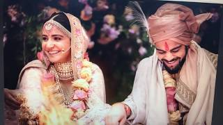 Virat WEDS Anushka First Pictures Of Virushka Marriage In Italy | Sports Tak