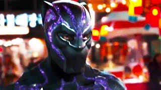Black Panther Trailer #2 2017 Movie 2018 Chadwick Boseman - Official
