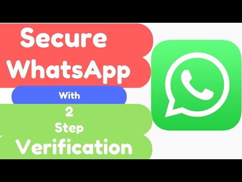 How to Secure Whatsapp with 2 Step-Verification