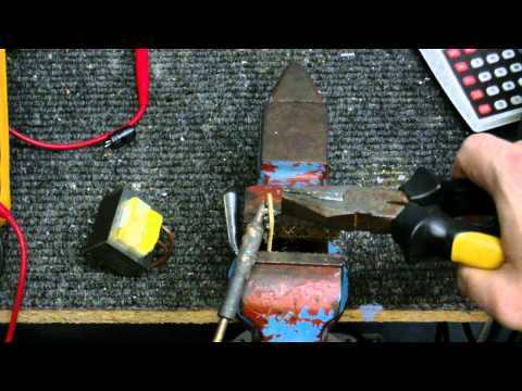 Making a Power Supply for mymic preamp pt 1