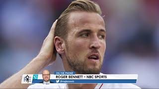"""Men in Blazers"" Roger Bennett on England & Mexico's World Cup Runs 