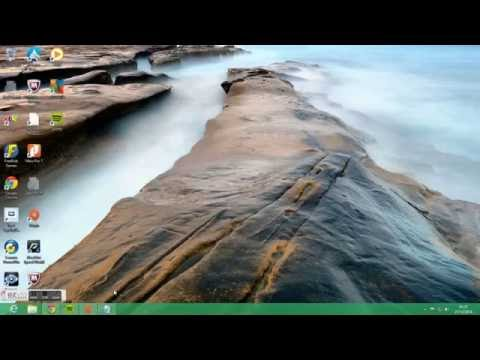Windows 8: Changing the startup screen apperance on windows 8.