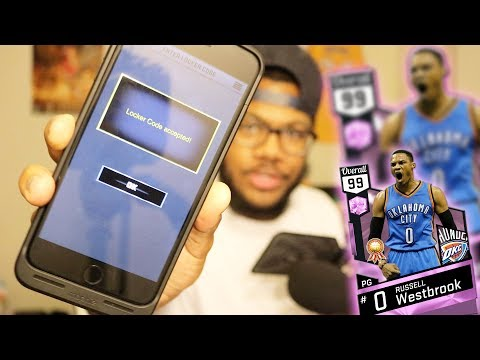 watch WOW! 2K Just Played Us! Where Is My 99 OVR Pink Diamond Russell Westbrook? NBA 2k17 MyTEAM
