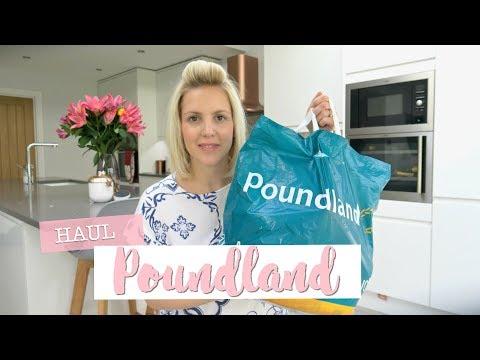 Poundland Haul - April 2018  | Jennifer Joy