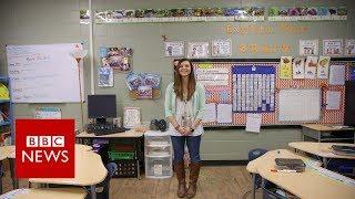 Oklahoma teacher strike:
