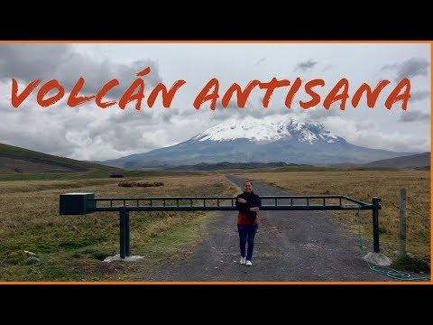 VOLCAN ANTISANA - RESERVA ECOLOGICA ANTISANA - Explorando Ecuador