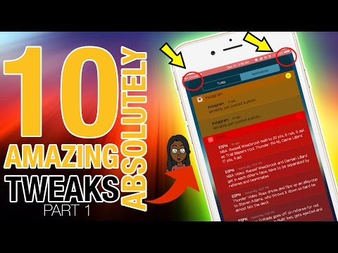 Top 10 NEWLY COMPATIBLE iOS 9.3.3 Cydia Tweaks! - ALL iPhones, iPods & iPads #Part1