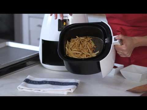How to Use the Philips Viva Digital Air Fryer | Williams-Sonoma