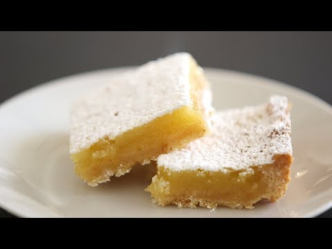 How to Make the Perfect Lemon Bar Every Time- Kitchen Conundrums with Thomas Joseph