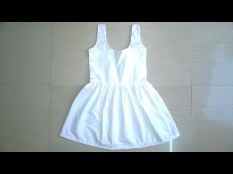 Petticoat cutting and stitching easy method.