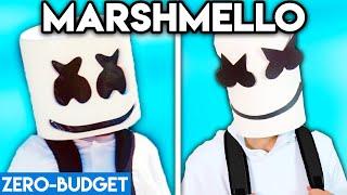 MARSHMELLO WITH ZERO BUDGET! (Marshmello - Alone PARODY)