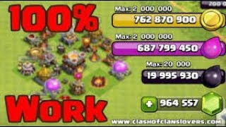 Download HACK CLASH OF CLANS | REAL HACK WITH PROOF Video