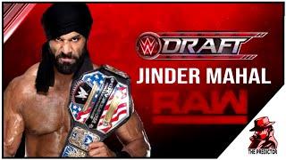 WWE Draft 2018 Predictions v2 (APRIL 16 2018)   The Predictor