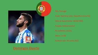 Domingos Duarte (Granada / Deportivo Coruña / Sporting CP) 2019 Highlights