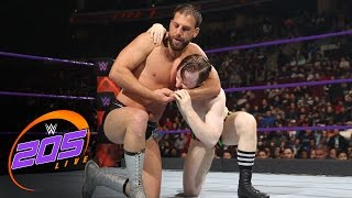 Jack Gallagher vs. Drew Gulak: WWE 205 Live, Dec. 13, 2016