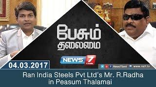Ran India Steels Pvt Ltd