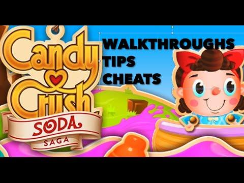 Candy Crush Soda Saga Level 65  VERY HARD LEVEL!