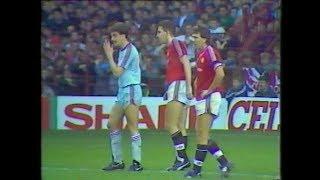 Manchester United V Liverpool 15/11/1987