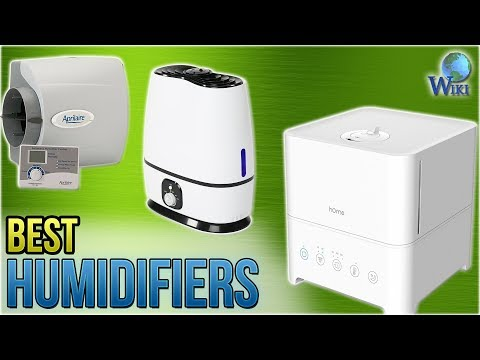 10 Best Humidifiers 2018