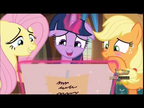 Applejack's birth certificate