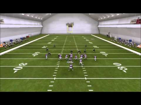 Madden 25 tips unstoppable Money play (run game)