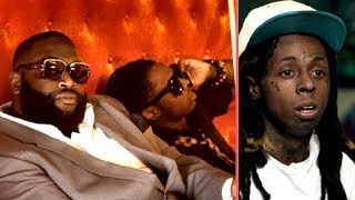 Lil Wayne Reacts To Rick Ross Getting Rushed To The Hospital Rick Ross Life Support News