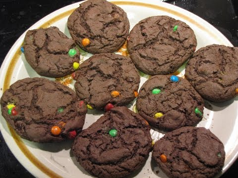 Super simple and soft cake cookies