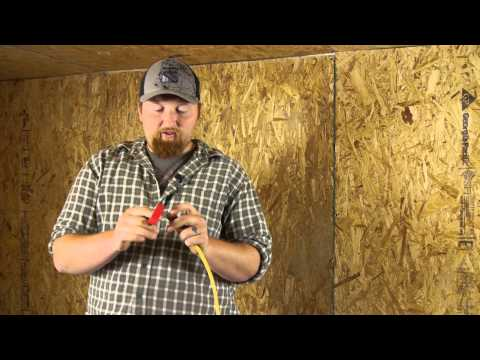 How to Add a Ceiling Fan Without Attic Access : Ceiling Fans & Light Fixtures